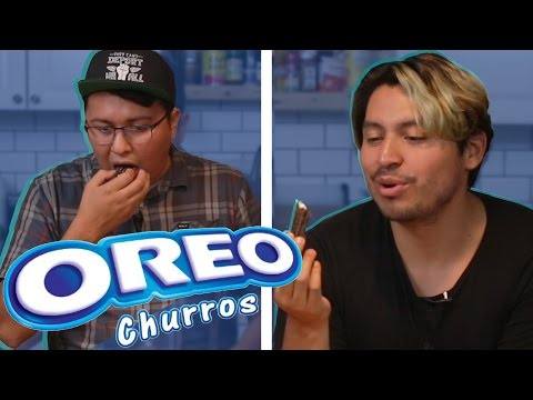 Drunk People Try Oreo Churros thumbnail