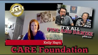 Episode 66: CARE Foundation! Special Guest: Kelly Hayn!
