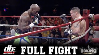 DEMARCUS CORLEY vs. GABRIEL BRACERO I Full Fight I BOXING WORLD WEEKLY