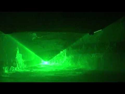Robin Fox - laser show -