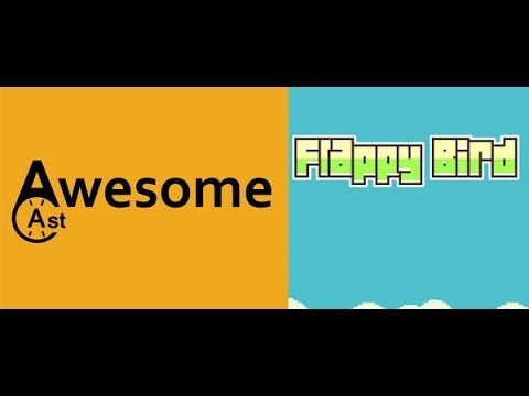 AwesomeCast 185: Flappy Dong OR Photo 2 Ascii Converter