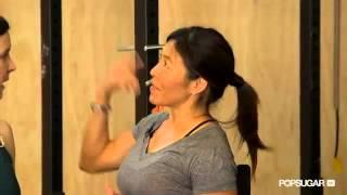 Фитнес урок  тело, как у Джессики Альбы  Видео   Женский журнал ХОЧУ