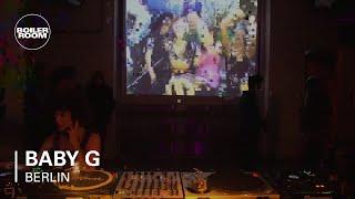 Baby G 50 min Boiler Room Berlin DJ Set