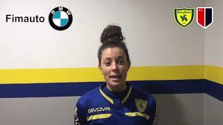 31.10.2018 - Intervista a Eleonora Salamon