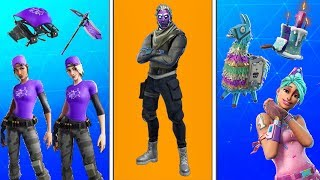 BANNER BRIGADE BUNDLE! How To Get CUSTOM SKINS! WORLD CUP SKINS! Fortnite BIRTHDAY EVENT REWARDS!