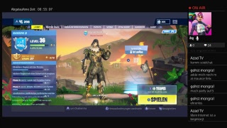 Fortnite Battle royale Abo zocken season8 hype Ich pushe euc+Neuer skin|suchto TV