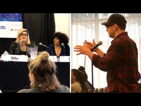 UNDERCOVER: SJW Fat-Pride Feminist Panel Crashed By Crowder!