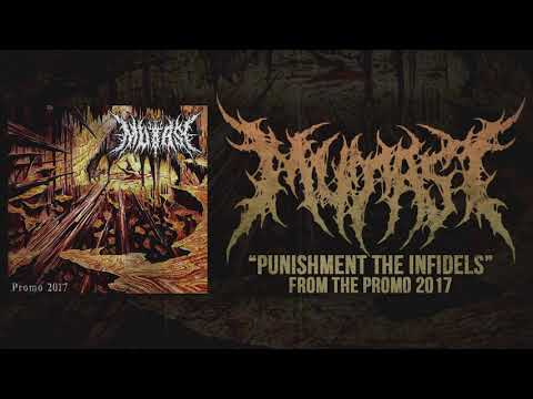 MUTASI - PUNISHMENT THE INFIDELS (TRACK 2017) | Sick Chainsaws Productions