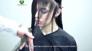 видео Стрижки на длинные тонкие волосы