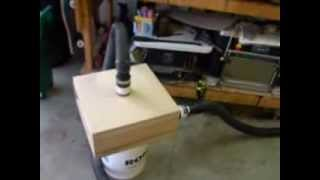 How To Make A Cyclone Dust Separator For Your Shop Vac.