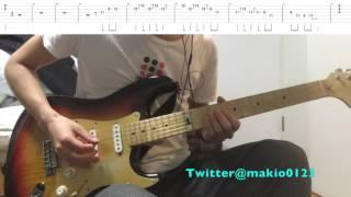 【ないものねだり(ギターTAB譜付き)】〜テンポ遅めなので練習用にどうぞ〜 thumbnail