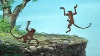Mowgli Gets Caught Monkeys Backwards