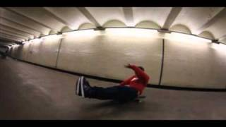 Underground Downtown Philadelphia Skateboarding