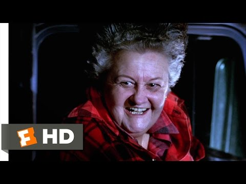 Pee-wee's Big Adventure (8/10) Movie CLIP - Large Marge (1985) HD