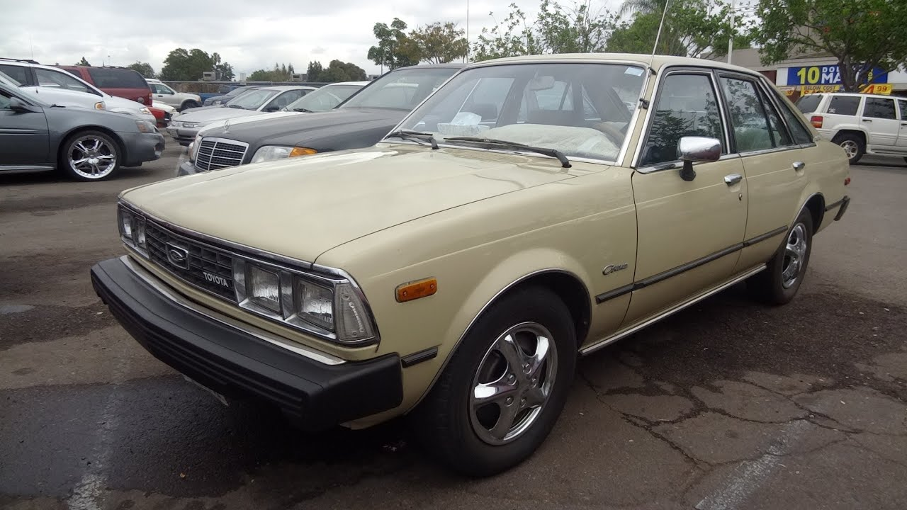Toyota Corona Liftback ??? ??? Luxury Edition Sedan