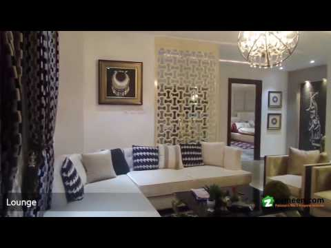 BRAND NEW LUXURY FLAT IS AVAILABLE FOR SALE IN DHA PHASE 8 BLOCK Q LAHORE