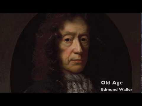 Old Age a poem written by Edmund Waller