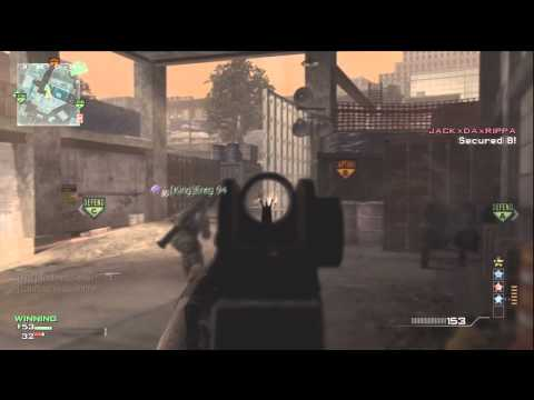 MW3 M16 MOAB | School Work!!!
