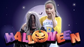 Get Ready with Me for Halloween | Grace's Room