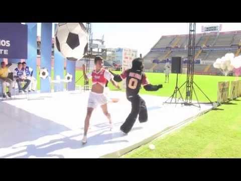 """""""Chango 0 te"""" prende Torneo de Futbol Estatal de Los Barrios"""