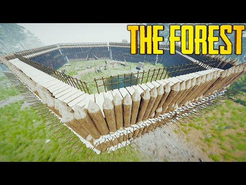 Elite Defensive Walls - S7 EP08 | The Forest