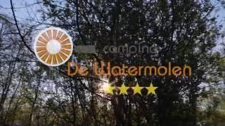 Genieten en kamperen op Camping de Watermolen