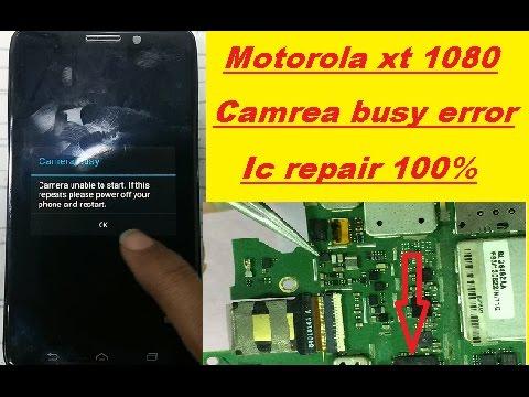 Motorola droid maxx ultra xt 1080 camera busy unable to start