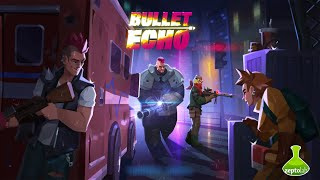 Official Bullet Echo - Stealth Battle Royale.. (by ZeptoLab UK Limited) Launch Trailer (iOS/Android)