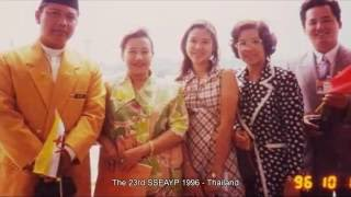 The 23rd SSEAYP 1996 - Thailand.avi