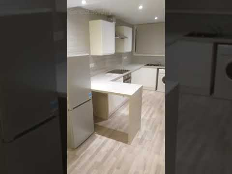 1 bed flat refurbishment before & after