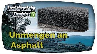 LS17 - Unmengen an Asphalt 👑 Mining & Construction Economy #62 S2 👑 Deutsch German 👑 Freasy
