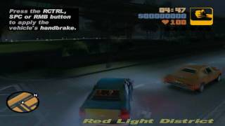 Grand Theft Auto III (HD) Gameplay Part 1