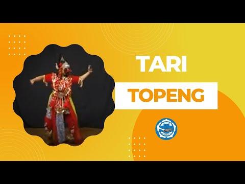 Tari Topeng (mask dance) by sanggar mekar asih