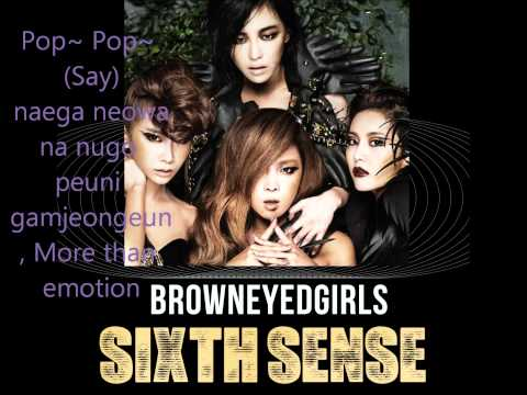 Mp3 Brown Eyed Girls- Sixth Sense (With lyrics)