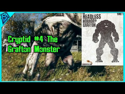 Fallout 76 West Virginia Folklore | Cryptid #4 - The Grafton Monster thumbnail