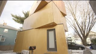 There Is No Home Like This One - Offbeat Spaces Video - The Box House