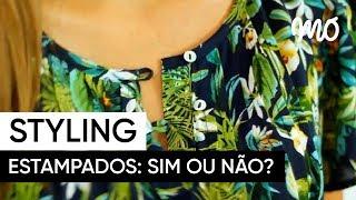 Styling MO by Gabriela Pinheiro - Estampados: Sim ou Não?