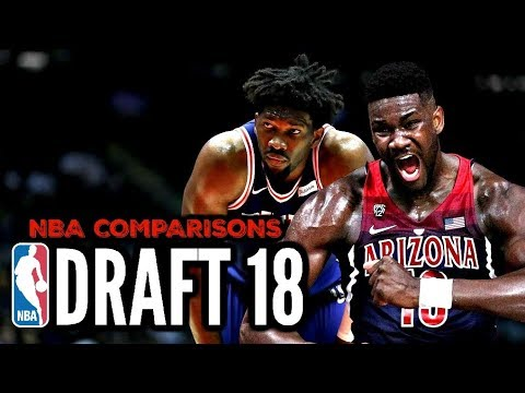 2018 NBA Draft Class: NBA Comparisons