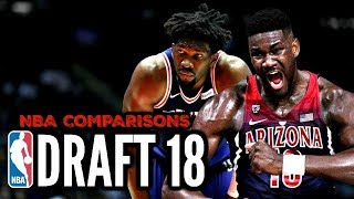 2018 NBA Draft Class: NBA Comparisons