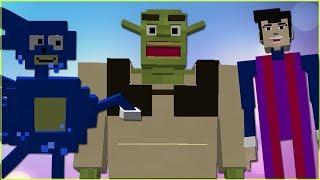 Mémek a Minecraftban! 🦍