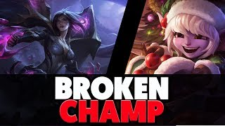 C9 Sneaky | THIS CHAMP IS SOO BROKEN