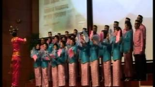 Anging Mamiri - PS PLN Sulselrabar Makassar (Sultanbatara Choir)