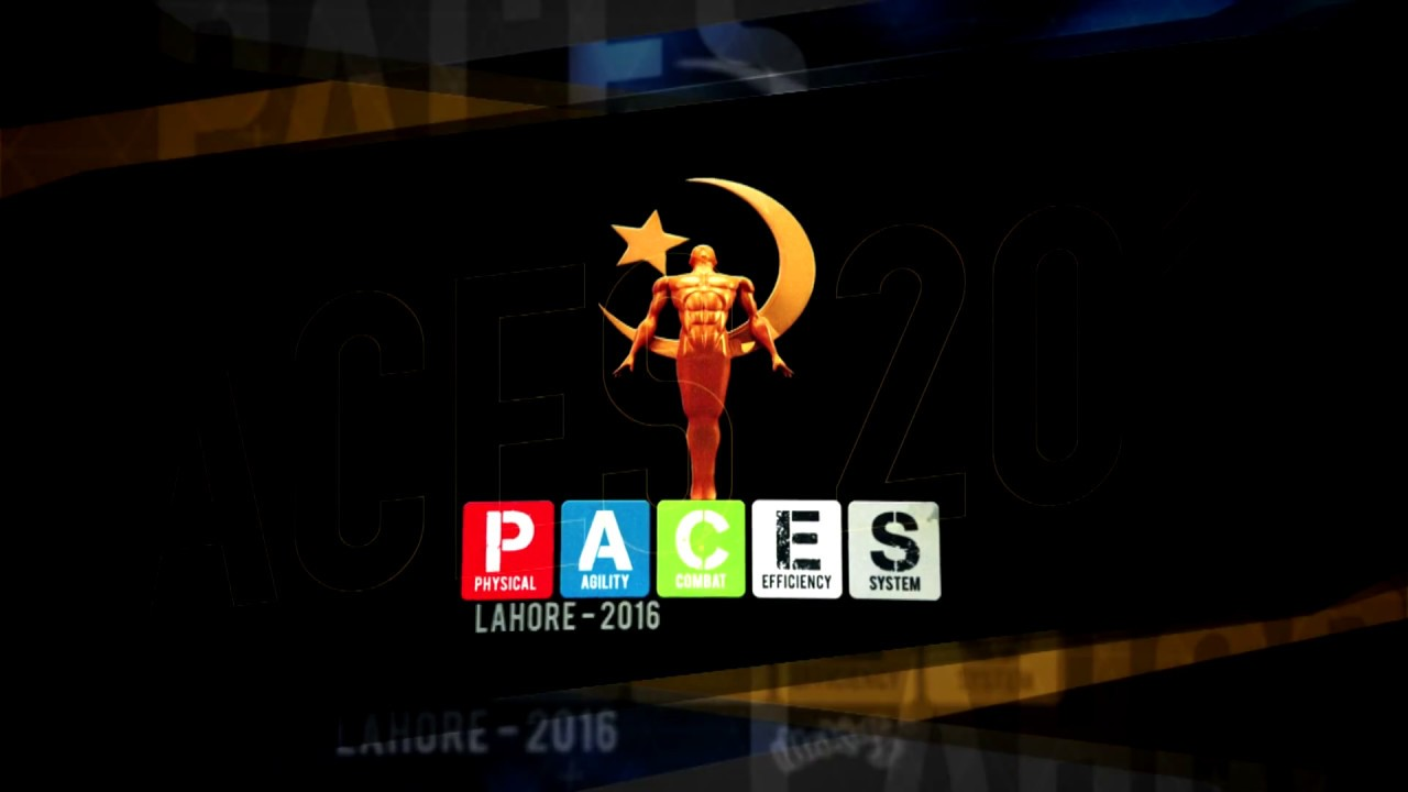 1st International PACES Competition - 2016 Promo 02