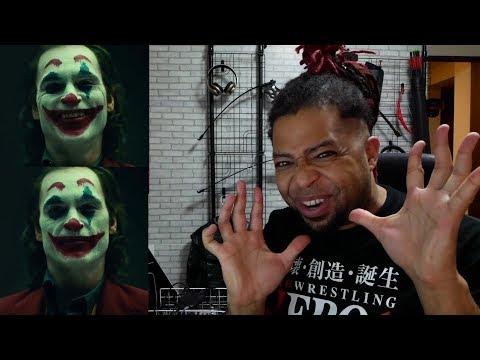 JOKER Movie 2019 - Joaquin Phoenix's Joker Revealed Make Up Test Reaction & Thoughts!!