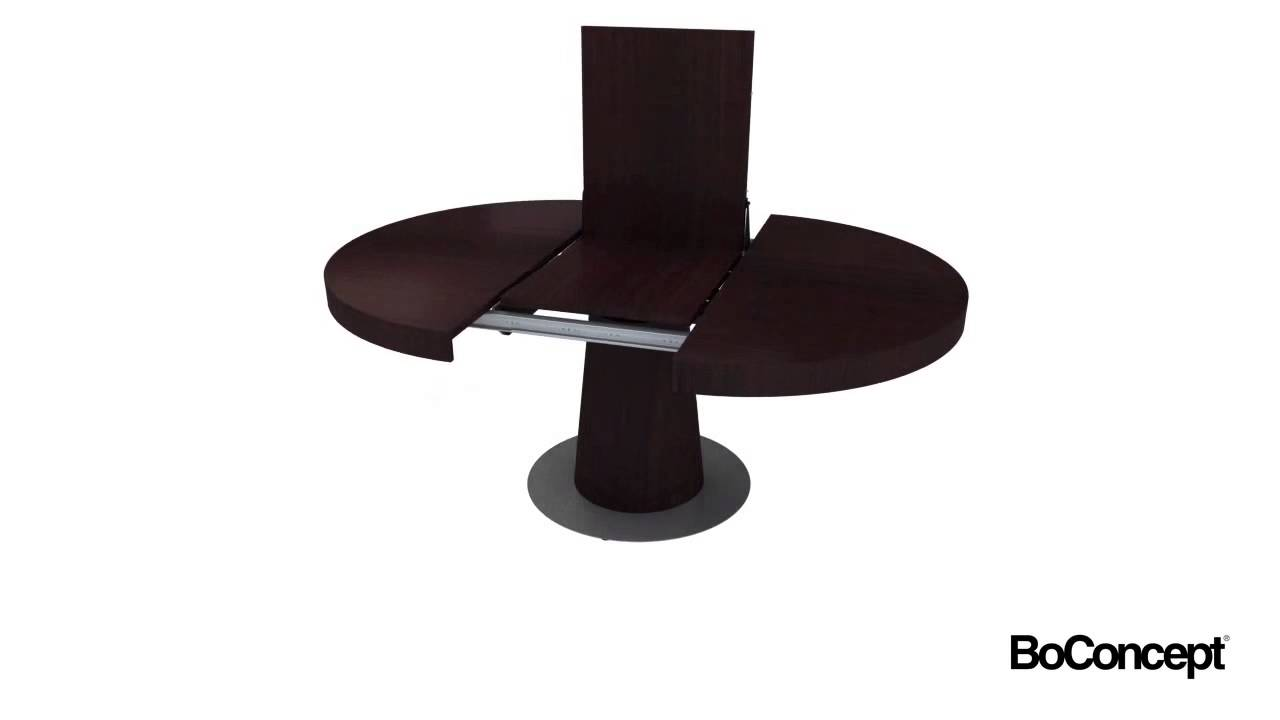 BoConcept Occa 5500 Round Extendable Table - Living Room
