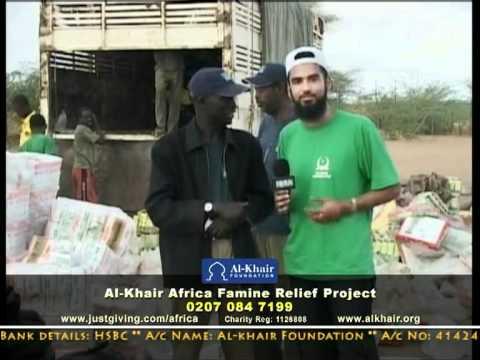 AL-KHAIR & MUSLIM AID AFRICA FOOD RELIEF.mpg