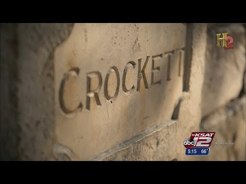 Did Davy Crockett really die at The Alamo?
