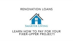 Renovation Loans for Fixer-Uppers