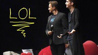 Troye Sivan - Funny Moment