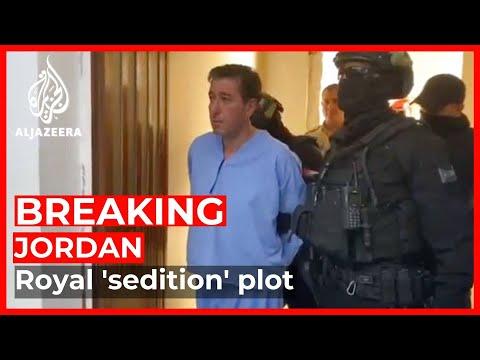 Jordan sentences two ex-officials over royal 'sedition' plot